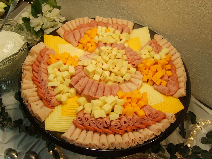 Cheese Plate Design