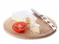 10879002-brie-cheese-and-tomato-slice-on-wood-plate-isolated
